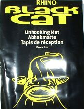 BLACK Cat unhooking MAT-abhakmatte per Waller, Wels