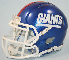 NEW YORK GIANTS (2016 COLOR RUSH) Riddell Speed Mini Helmet