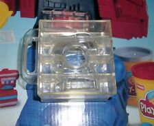 VINTAGE PLAY-DOH DOH BOT ROBOT SHOULDER CLEAR MOLD M-7269 SHAPE PART PIECE ONLY