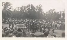 1940s WWII rainy day parade for? Photo