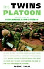 The Twins Platoon: An Epic Story of Young Marines at War in Vietnam-ExLibrary