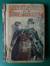 Revelations / The Experiences of a Lady Detective. W S Hayward 1884