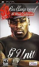 BRAND NEW SEALED PSP --  50 Cent: Bulletproof -- G Unit Edition (Sony PSP, 2006)