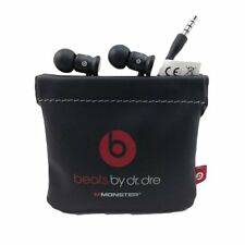ORIGINALE Monster Beats by Dr Dre tuoBeats cuffie In-Ear Auricolari Nero E Rosso
