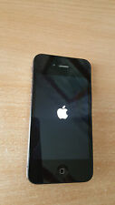 Apple iPhone 4S 16GB ICloud Cracked Screen FOR PARTS OR REPAIR