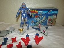 Centurions Vintage ORBITAL INTERCEPTOR Weapons System COMPLETE  with FIGURE