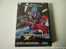 SEGA MEGADRIVE / Burning Force [Full / Pal Version]