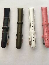 Invicta Womens 16mm Set Of 4 Leather Watch Bands