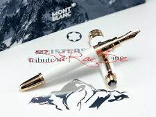 Mont Blanc Tribute to the Montblanc obra maestra 145 rellenador Rose oro