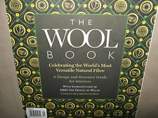 The WOOL BOOK A Design and Resource GUIDE for INTERIORS Natural Fibre All About