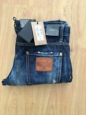 Jeans Dsquared Slim Jean S71LA0711 FW 13/14 IT 50 D2 100% Original