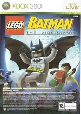 LEGO Batman: The Videogame / Pure - Xbox 360 Game
