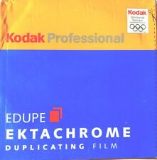 KODAK 35mm x 100ft EKTACHROME EDUPE FILM ROLL 30.5m FRIDGED SINCE NEW EXPIRED