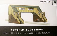 SQ9   SUPERQUICK COVERED FOOTBRIDGE  A9   KIT