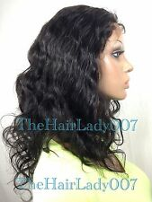 BODY WAVY FULL LACE WIGS,  CLOSE OUT SALE!! 100% HUMAN HAIR, IN STOCK!!