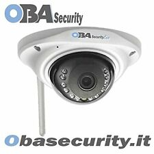 Oba Eco 66P ip camera H264, 2,4 Megapixel, Wireless,Ir Notturni ,wifi P2P