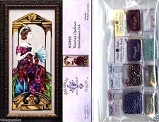 Mirabilia Cross Stitch Chart with Embellishment Pack ~ VENETIAN OPULENCE #99