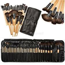 32pc Professional Make Up Brush Set Foundation Brushes Kabuki Makeup Brushes