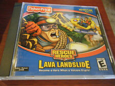 Fisher-Price: Rescue Heroes Lava Landslide - Version 1.0c (PC & MAC, 2002)