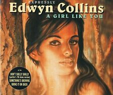 Edwyn Collins - A Girl Like You -  Maxi CD - Don't shilly shally