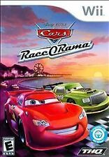 BRAND NEW SEALED WII Disney PIXAR -- Cars Race-O-Rama (Nintendo Wii, 2009)