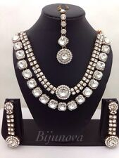Indian Bollywood Jewellery Necklace Set Latest Design Party Wedding Prom Fashion