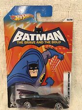 Hot Wheels Batman The Brave and the bold Batmobile 1:64 Die Cast NEW