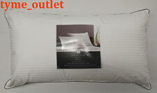 Hotel Collection Pillow Siberian White Down Pillow Firm Support KING 441