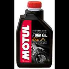 MOTUL Olio per sospensioni FORK OIL FACTORY LINE LIGHT 5W 1 L