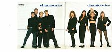 Rare OOP Australia Chantoozies CD Album 1988 original First Press CD TVD 93279