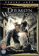 Demon Warriors [DVD], Very Good DVD, ,