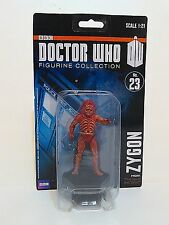 """BBC Doctor Who ZYGON 1:21 Figurine collection 4"""" Figure NO.23  Day of the Dr."""