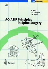 AO ASIF Principles in Spine Surgery by