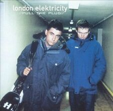 Pull the Plug 2007 by London Elektricity *NO CASE DISC ONLY*