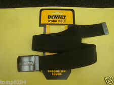 GENUINE DEWALT BUCKLE WORK BELT ONE SIZE