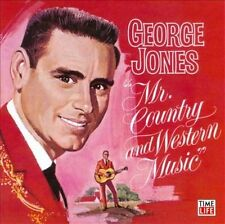 Mr. Country and Western Music by George Jones (CD, Mar-2011, Time/Life Music