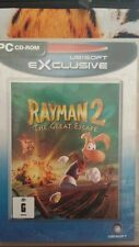 Rayman 2 The Great Escape PC GAME - FREE POST