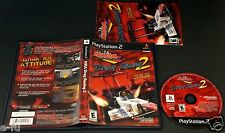 IHRA MotorSports DRAG RACING 2 Sony PS2 Complete Video Game with Case + Manual