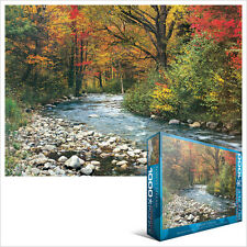JIGSAW PUZZLE  EG60002132   Eurographics Puzzle 1000 Pc - Forest Stream