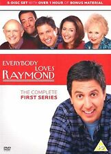 Everybody Loves Raymond Complete Season 1 Ray Romano, Doris Roberts NEW R2 DVD
