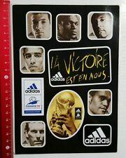 Pegatina/sticker: adidas-la victoire est en nous (150316189)