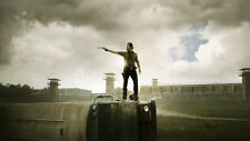 """The Walking Dead 1 2 3 TV Wall Poster 43x24"""" Decor 71"""