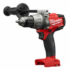 "Milwaukee M18 Gen2 FUEL 1/2"" Compact Hammer Drill/Driver (Tool Only) 2704-20 New"