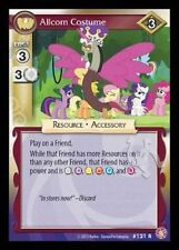 1x Alicorn Costume  - 121 - My Little Pony Absolute Discord MLP CCG
