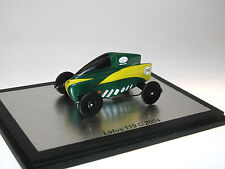 Spark S0070 Lotus 119C Soap Box Goodwood 2004 Seifenkiste 1/43 Resine-Modell OVP