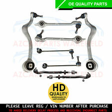 FOR BMW 5 SERIES E39 FRONT SUSPENSION WISHBONE CONTROL ARMS LINKS TRACK RODS END