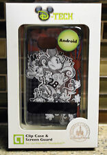 New Disney Parks Houndstooth MICKEY HTC Thunderbolt Android Smartphone Clip Case