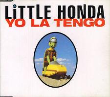CD maxi: Yo La Tengo: little honda. matador