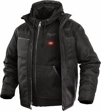Milwaukee 251B-21L  M12™ 3-IN-1 Black Heated Jacket Kit, Large