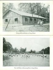 Fayette, OH Dining Hall & Kitchen & Fun in Swimming Pool, Camp Palmer 4-H Club